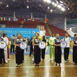 Trois médailles à la compétition internationale de Huang Shan
